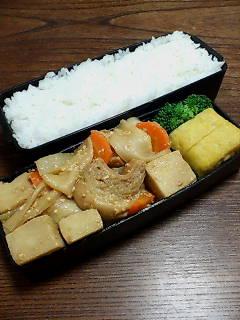 カンピョウ、車麩、高野豆腐