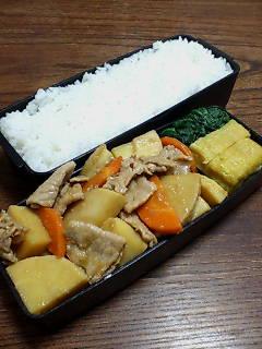 豚肉とタケノコの生姜炒め