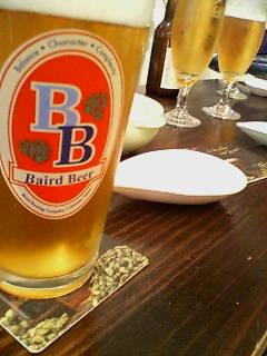 ビール試飲会
