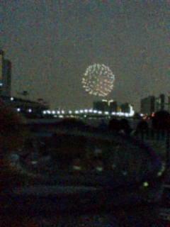 隅田川花火大会宴会