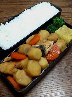 タラと里芋の煮物
