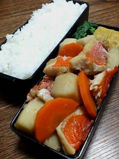 金目鯛と里芋の煮物