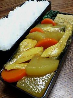 鱈と大根のオイスターカレー煮