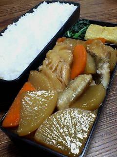 鱈と大根の煮物