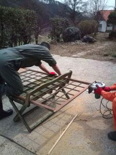 古民家再生建具修復