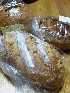 八ヶ岳のパン屋