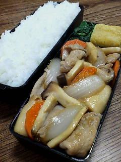 豚肉とエリンギの生姜炒め