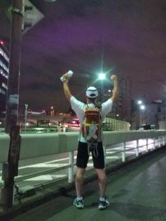 東京23区1<br />  日全通過ランニングゴール