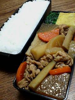 豚肉と根菜のコチュジャン煮
