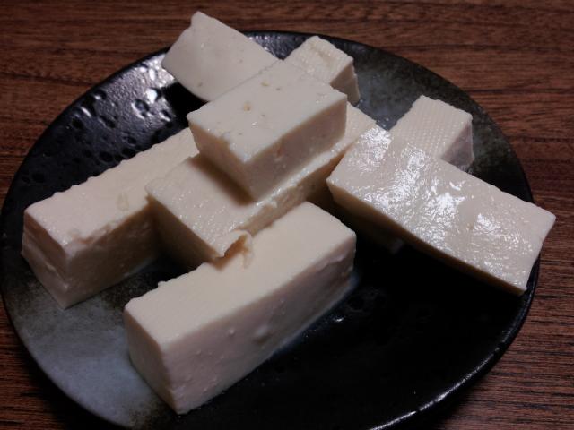 ホワイトベース豆腐