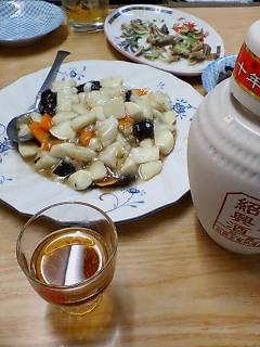 台湾料理で飲む