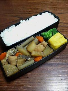 タラと根菜