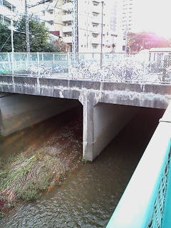 武蔵関駅付近