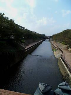 石神井公園近く